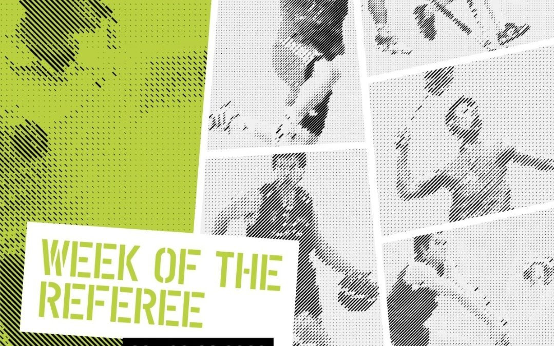 Week of the Referee: Nous disons MERCI!