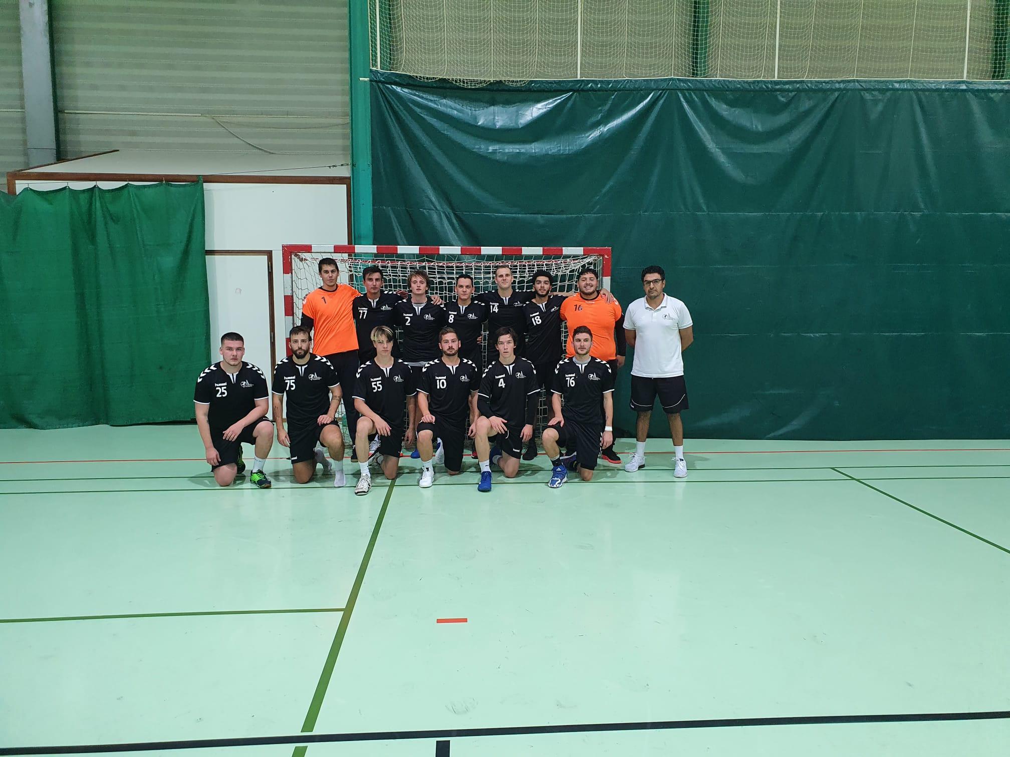 «Week-end Sous-Moulin» avec un match de la Mobilière Handball Cup 2ème ligue !
